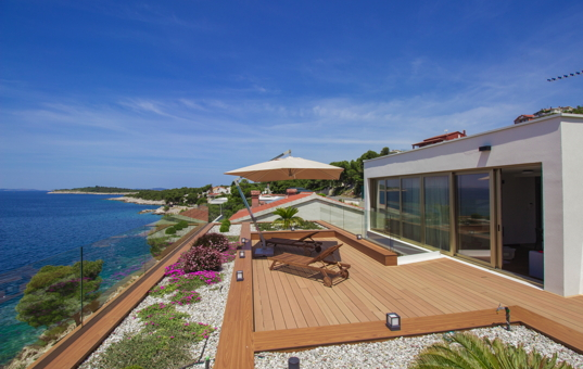 Kroatien - Bilo - Villa Magic - Ferienhaus am meer Kroatien